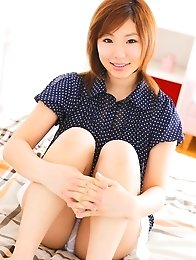 Small tits redhead japan cute Sizuka Majima